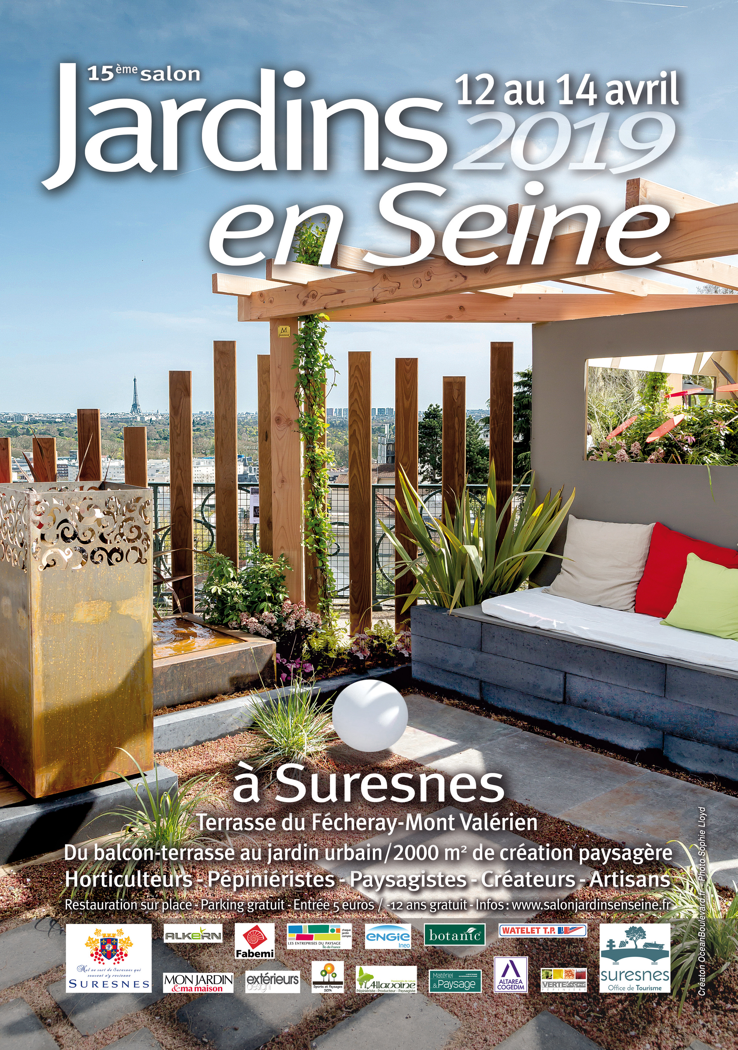 Le Salon | Salon Jardins en Seine